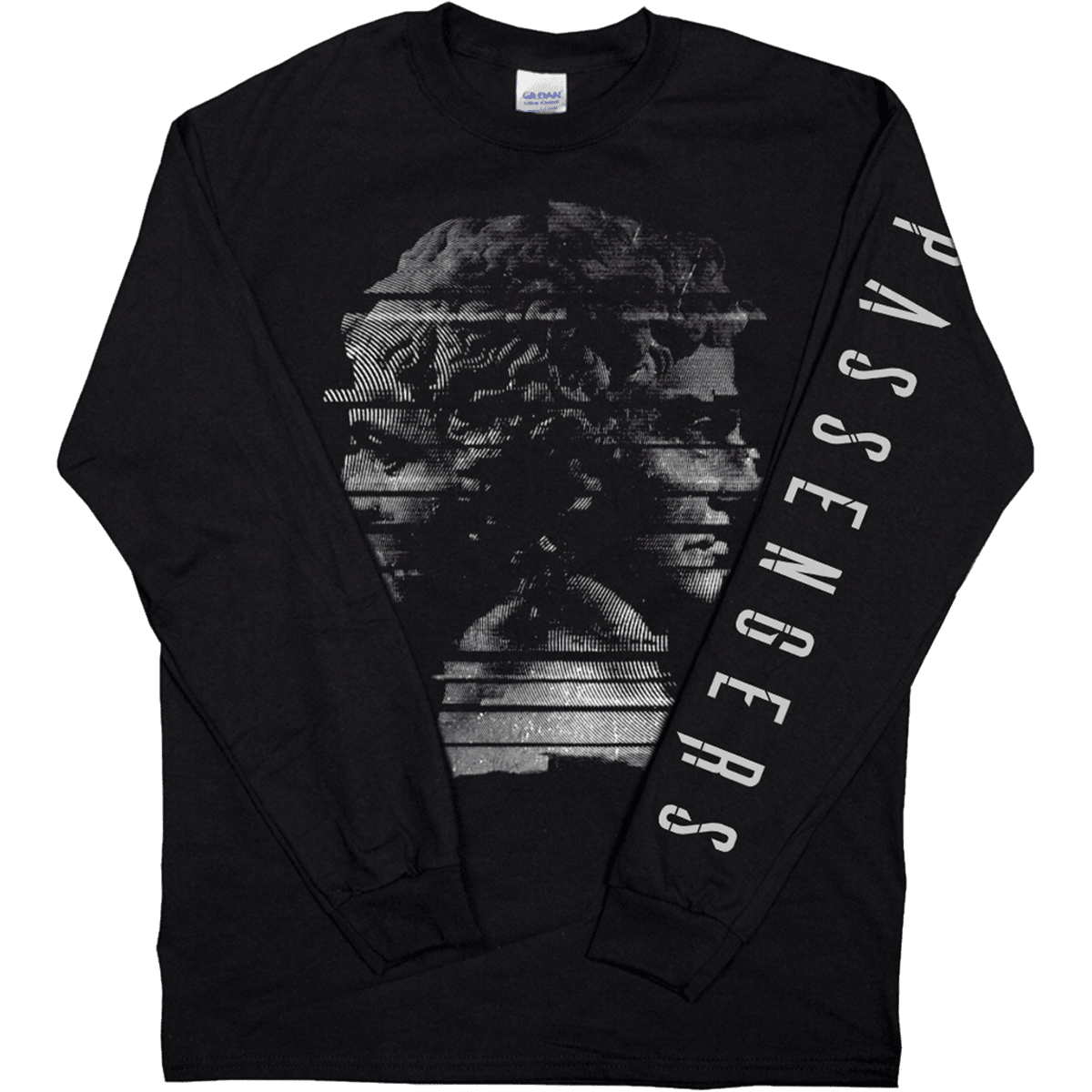 Faces Of Janus - Longsleeve T-shirt